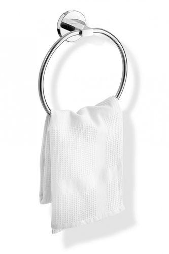 ZACK Edelstahl Handtuchring Handtuchhalter towel ring SCALA schwenkbar 40096