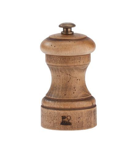 PEUGEOT Pfeffermühle Gewürzmühle BISTRO 10 cm Antique 30933