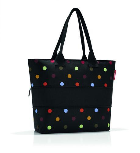 reisenthel Tasche Einkaufstasche Damentasche shopper e1 dots RJ7009 – Bild 2