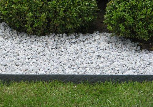 Rasenkante 25 m Beetumrandung Beeteinfassung Mähkante Profilkante 14 cm hoch ECOLAT – Bild 1