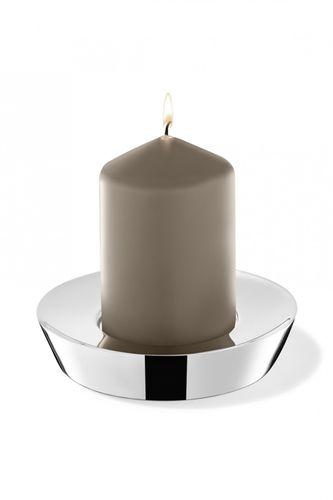 ZACK Edelstahl Kerzenhalter CUEDO Teelichthalter Kerzenständer 40689 – Bild 1