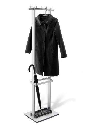 ZACK Edelstahl Garderobe VESTOR Garderobenständer 50684 – Bild 1