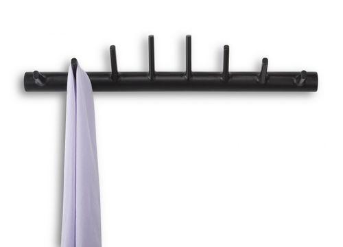 UMBRA HELIX HOOK 8er Garderobenleiste Hakenleiste schwarz 318205-040 – Bild 2