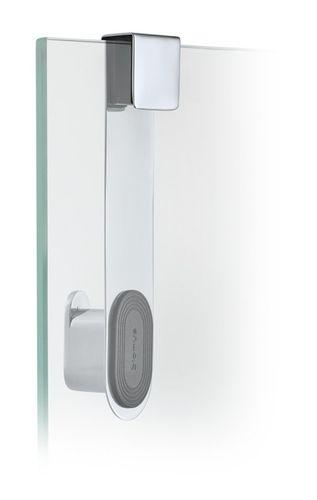 BLOMUS Edelstahl Duschwandhaken AREO Haken für Glasduschwand poliert 68915 – Bild 2