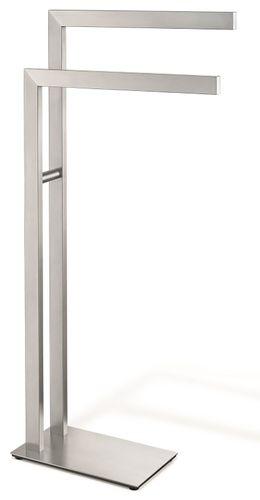 ZACK Edelstahl Handtuchständer LINEA Handtuchhalter matt 40377 – Bild 1