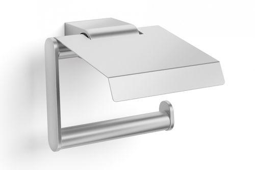 ZACK Edelstahl Toilettenpapierhalter ATORE WC Bad 40415 – Bild 2