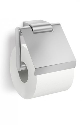 ZACK Edelstahl Toilettenpapierhalter ATORE WC Bad 40415 – Bild 1