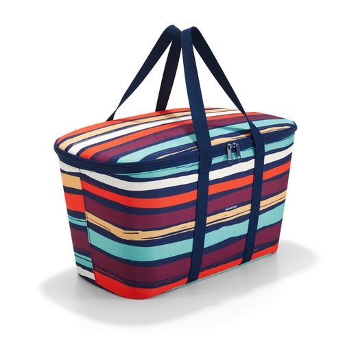 reisenthel Kühltasche insulated coolerbag artist stripes UH3058 – Bild 1
