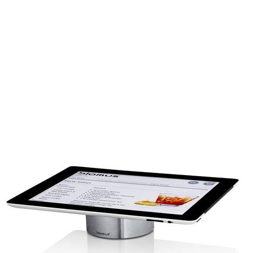 BLOMUS Edelstahl Tablet-Halter Tabletständer Tabletträger DISCO matt 65431 – Bild 1