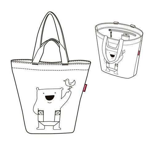 reisenthel familybag shopper Tasche Einkaufstasche summer green FB5033 – Bild 5