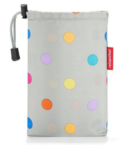 reisenthel mini maxi poncho Regenjacke Regencape faltbar stonegrey dots AN7045 – Bild 2