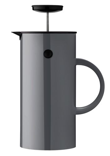 STELTON Kaffeebereiter Kaffeezubereiter anthrazit 8 Tassen 816