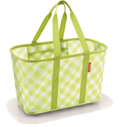 reisenthel mini maxi basket Einkaufskorb faltbar square kiwi BV5031 – Bild 1