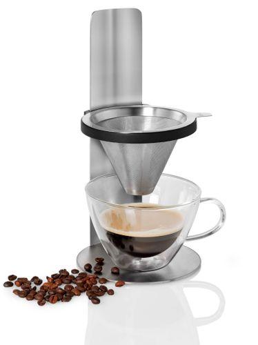 AdHoc Kaffeebereiter MR. BREW Kaffeebrüher Edelstahl MC20 – Bild 3