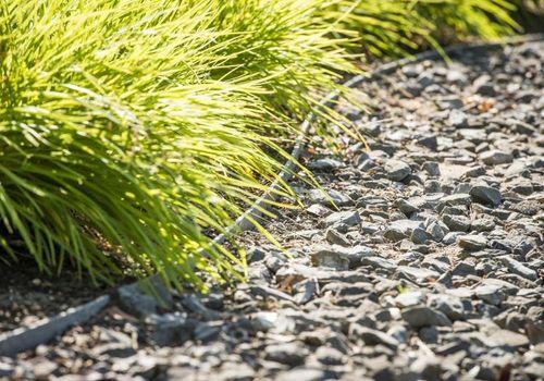 Rasenkante 8,3 m Beetumrandung Beeteinfassung Mähkante Profilband 14 cm hoch ECOLAT – Bild 6