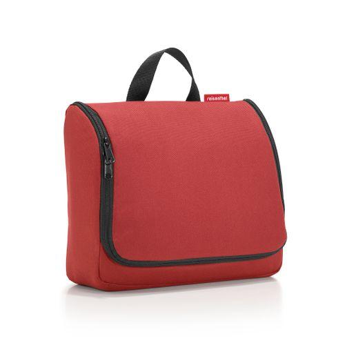reisenthel toiletbag XL Kosmetiktasche Waschtasche russet rot WO3061 – Bild 1