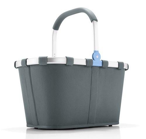 reisenthel carrybag basalt grau Einkaufskorb Tasche Korb Einkaufstasche BK7043