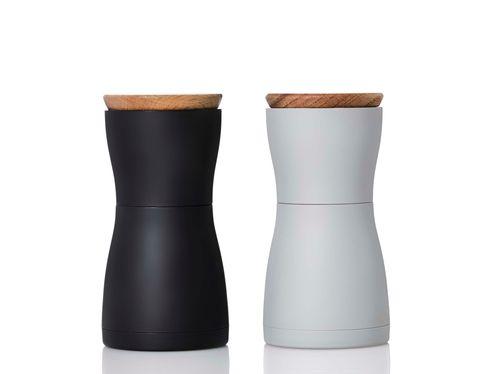 AdHoc Pfeffermühle und Salzmühle TWIN Set Gewürzmühle 13,3 cm MP125 – Bild 1