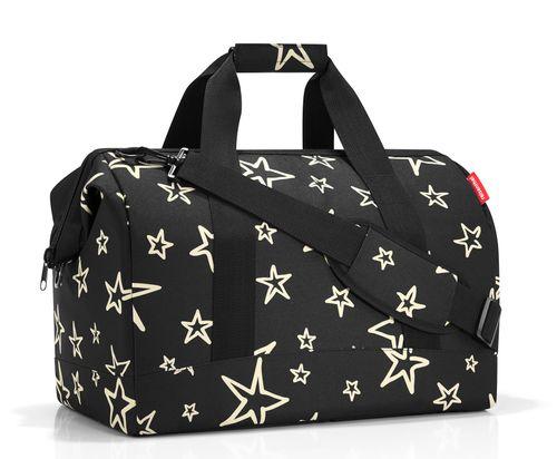 reisenthel allrounder L Reisetasche Tasche Sporttasche stars MT7046 – Bild 1