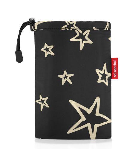 reisenthel mini maxi poncho Regenjacke Regencape faltbar stars AN7046 – Bild 2