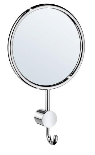 SMEDBO Badspiegel ART Kosmetikspiegel Spiegel Schminkspiegel Haken WK350