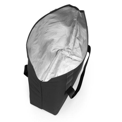 reisenthel fresh lunchbag iso L Kühltasche Thermotasche black schwarz OU7003 – Bild 2