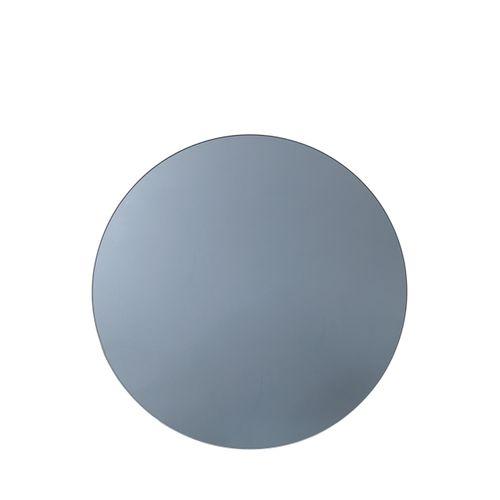 BLOMUS Wandspiegel VISION Spiegel Garderobenspiegel 30 cm smoke grau 65740
