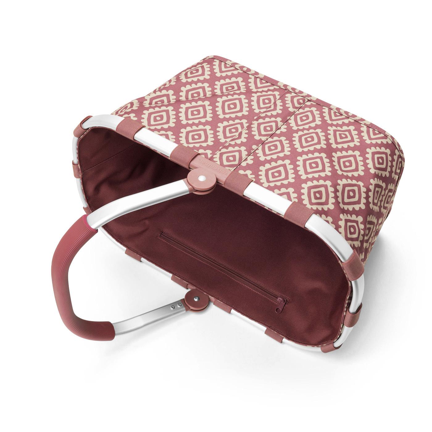 Reisenthel Einkaufskorb Carrybag Diamonds Rouge