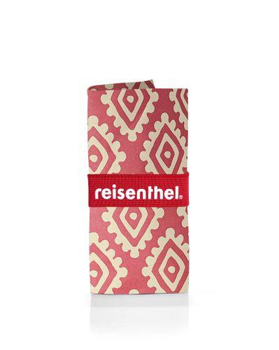 reisenthel mini maxi shopper Schultertasche Tasche faltbar diamonds rouge rot AT3065 – Bild 2