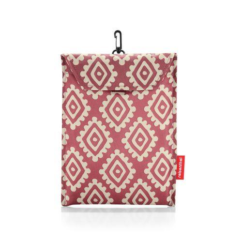 reisenthel mini maxi travelbag Tasche Reisetasche diamonds rouge rot AG3065 – Bild 2