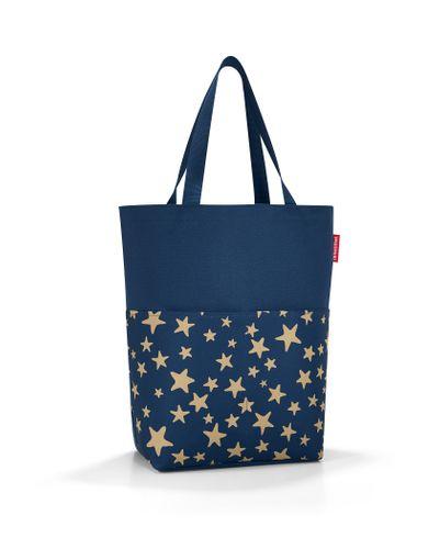 reisenthel cityshopper 2 x-mas Handtasche Einkaufstasche Tasche blau ZE0001 – Bild 2
