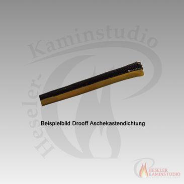 Ersatz- und Verschleißteile Drooff Andalo - (Aschenkastendichtung)