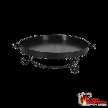 Feuerschale PAN 32 ☆ (Malta) Stahl S235 schwarz lackiert