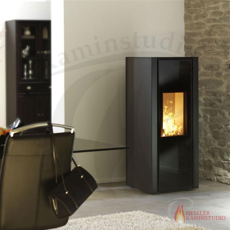 pellet kaminofen spartherm mellino h o wasserf hrend. Black Bedroom Furniture Sets. Home Design Ideas