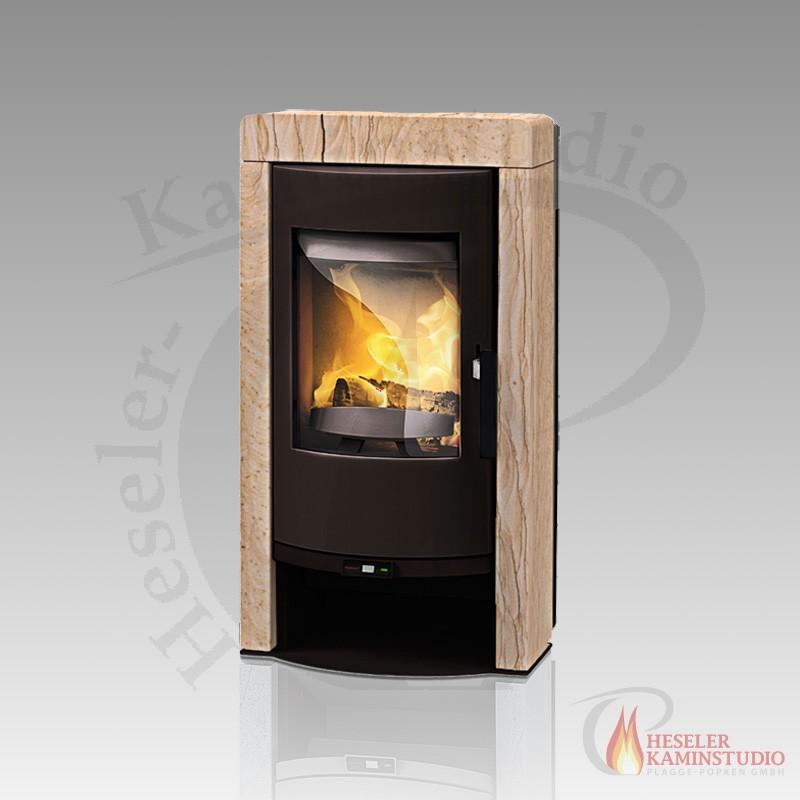 kaminofen rika fox ii 6 kw 0 finanzierung rikatronik. Black Bedroom Furniture Sets. Home Design Ideas