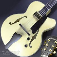 EASTMAN AR503CE Blonde LTD B-Stock Jazzgitarre, massive Fichtendecke
