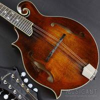 EASTMAN MD515L Classic Lefthand F-Style Bluegrass Mandoline,  Linkshänder, vollmassiv, Nitro-Lack