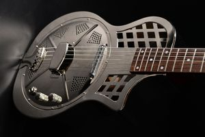JOHNSON JR-994E Resonator Gitarre mit Tonabnehmer / Pickup