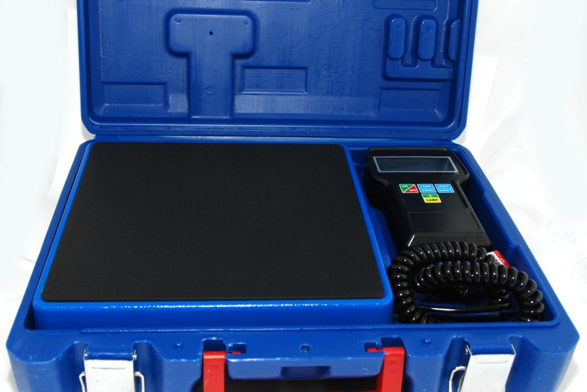 Kältemittelwaage elektrisch RCS-50, 50kg, Klimaanlage, refrigerant ...