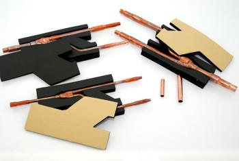 KKL-YI3-001 Y-Verteiler-Set, Kältemittelverteiler, Refnet, Innen, Metrisch, Dreileitersystem, LI bis 199, refnet joint