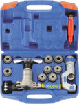 Bördelwerkzeug-Set WK-519FT-L mit Rohrschneider und Entgrater
