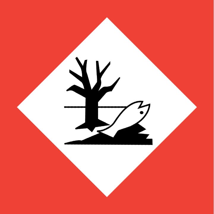 Umweltgefährlich!