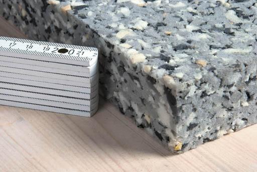 Verbundschaumstoff V120 100 X 200 05 Cm Verbundplatten Verbundschaum
