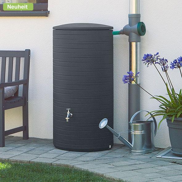 Bekannt Regentonne für den Garten günstig frachtfrei online kaufen XG48