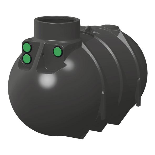 Regenwassertank 2600 l REGENTA SOLO
