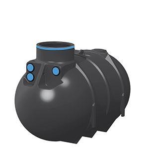 Erdtank BlueLine 2600 Liter