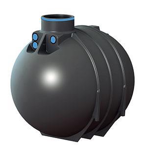 Erdtank BlueLine 4300 Liter