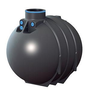 Erdtank BlueLine 5200 Liter