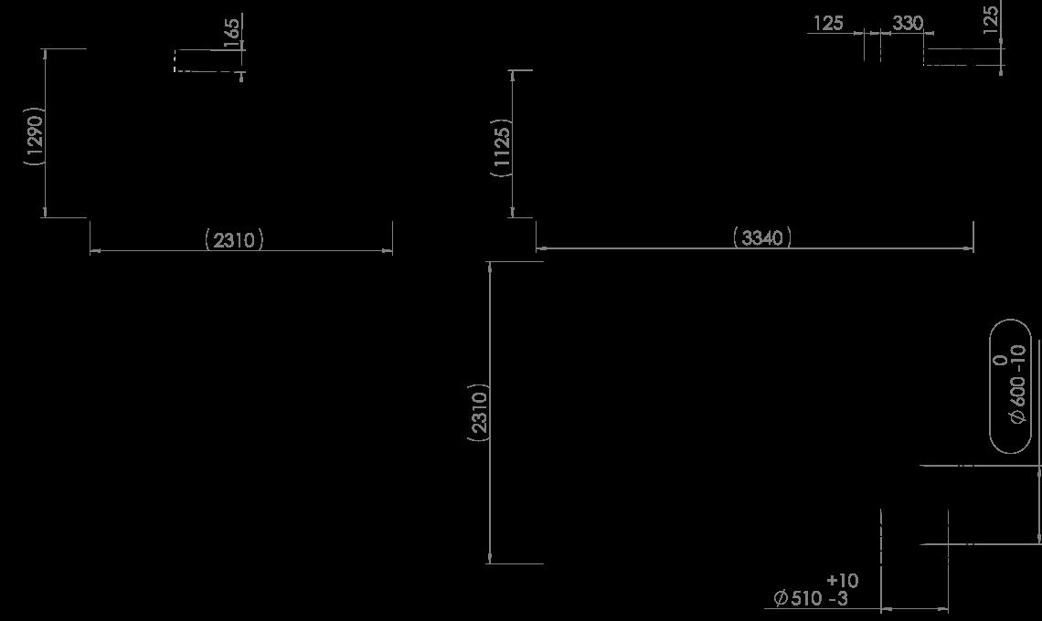 REWATEC F-Line 7.500 L Zeichnung