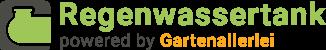 Regenwassertank oberirdisch und unterirdisch online kaufen